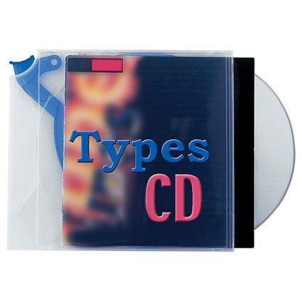 CD-Hülle Cover