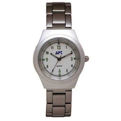 Armbanduhr mit Aluminium-Zinklegierung