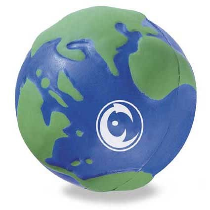 Anti Stress Ball Globus